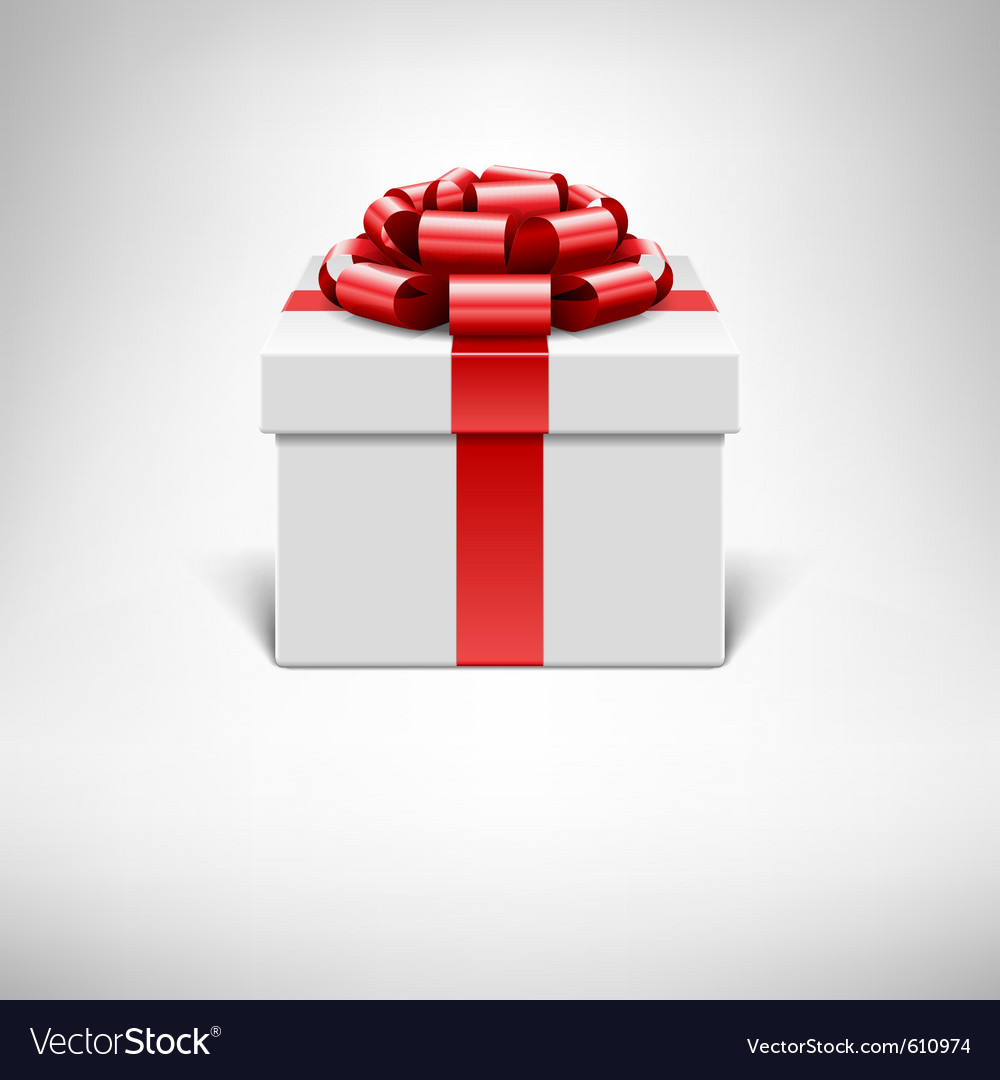 Pictures of gift boxes with ribbon
