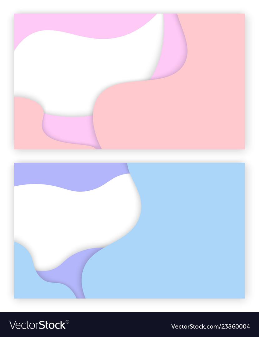 3d backdrop geometric poster