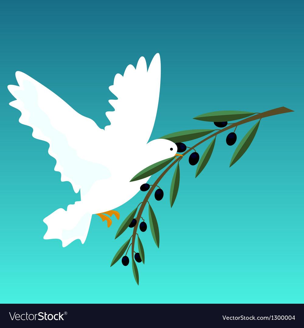 White dove