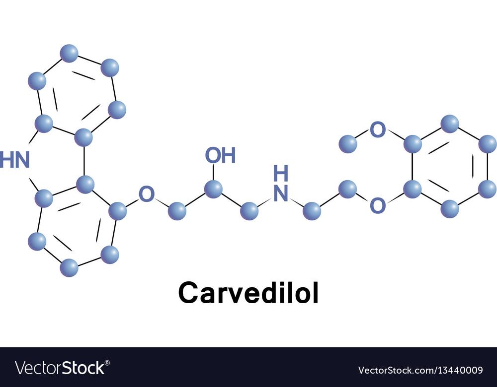 Carvedilol is a beta blocker
