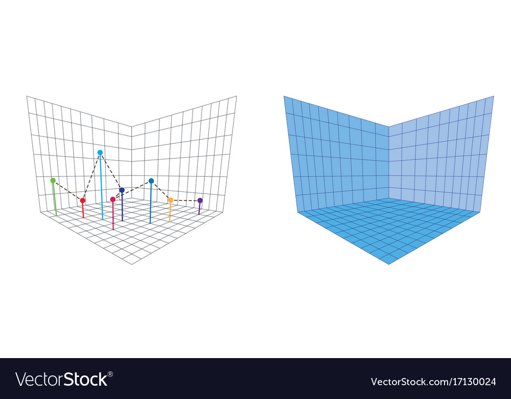 Opengl projection matrix perspective 3d axis