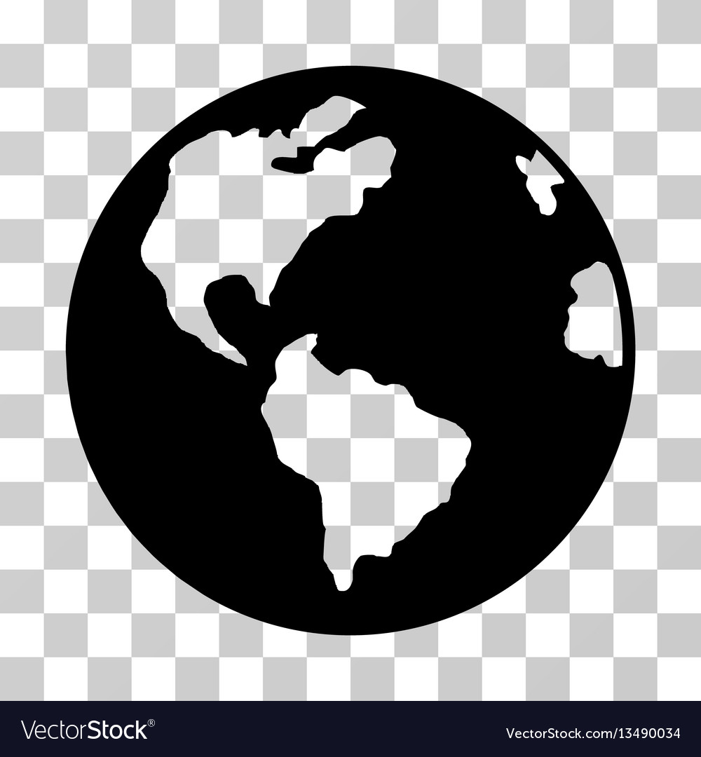 Planet Earth Icon Royalty Free Vector Image Vectorstock Are you searching for earth icon png images or vector? vectorstock