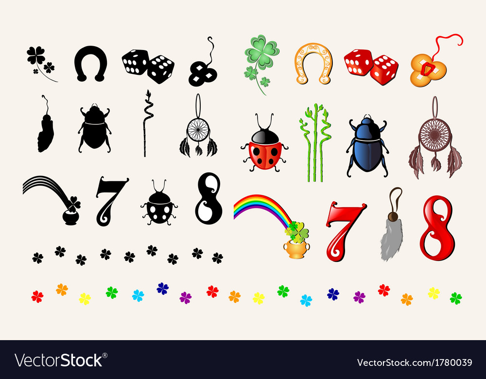 Symbols for luck