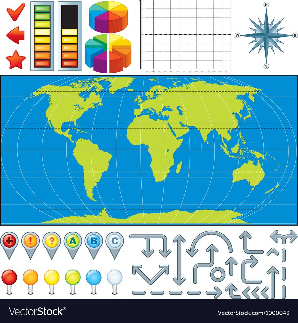 Infographics Global Business Finance
