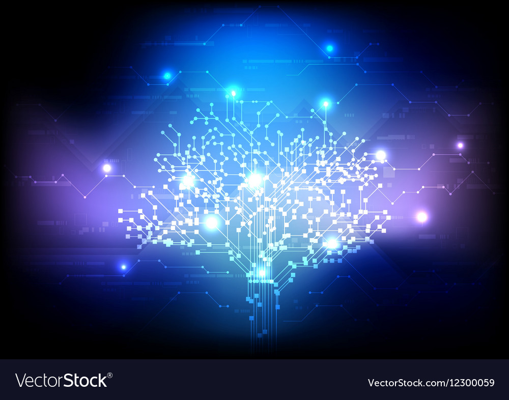 Background abstract technology communication data