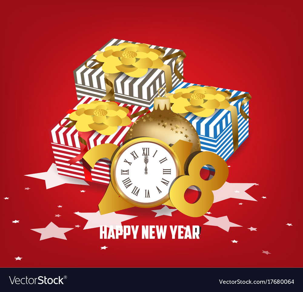 Luxury elegant merry christmas and happy new year