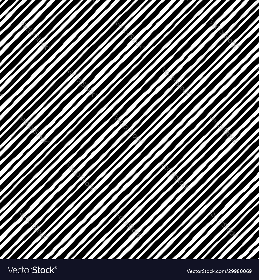 Abstract grunge style striped black lines
