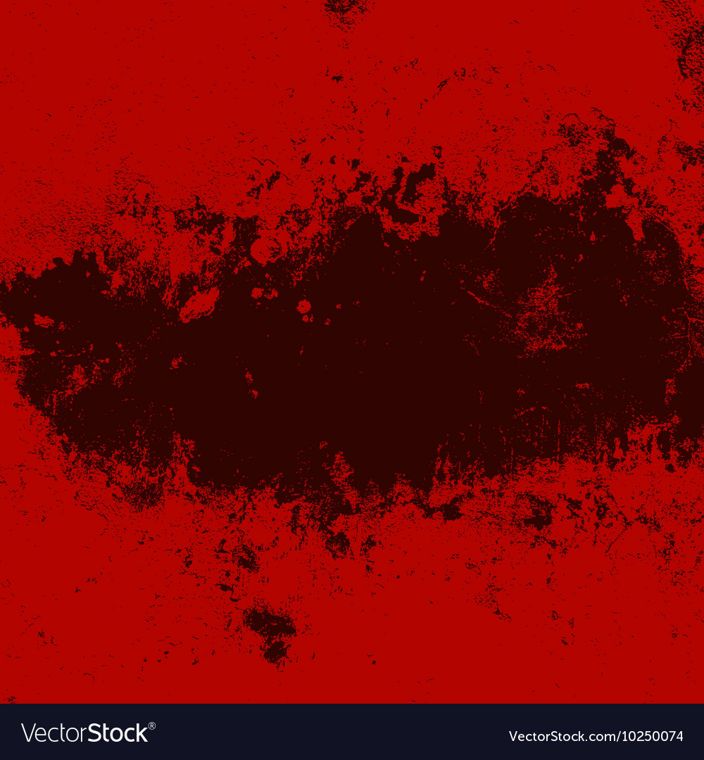 Distress Red Texture vector image
