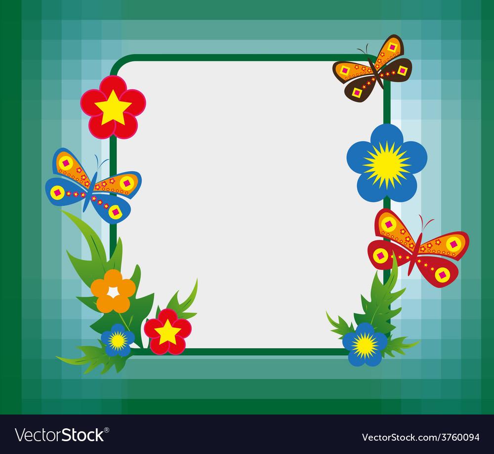 Flower Frame Background Images