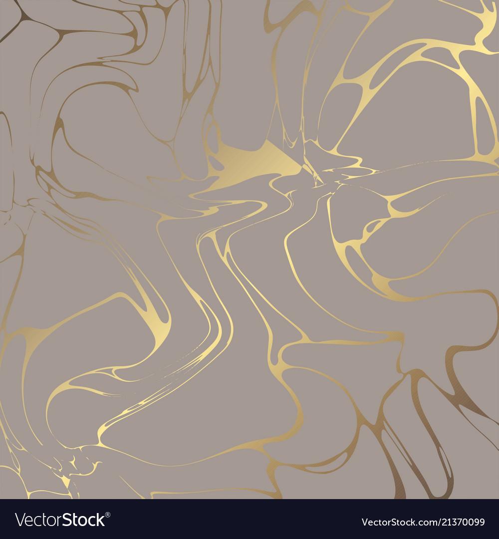 Golden marble elegant decorative background