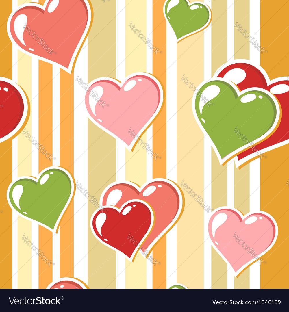 Valentine love stripped background