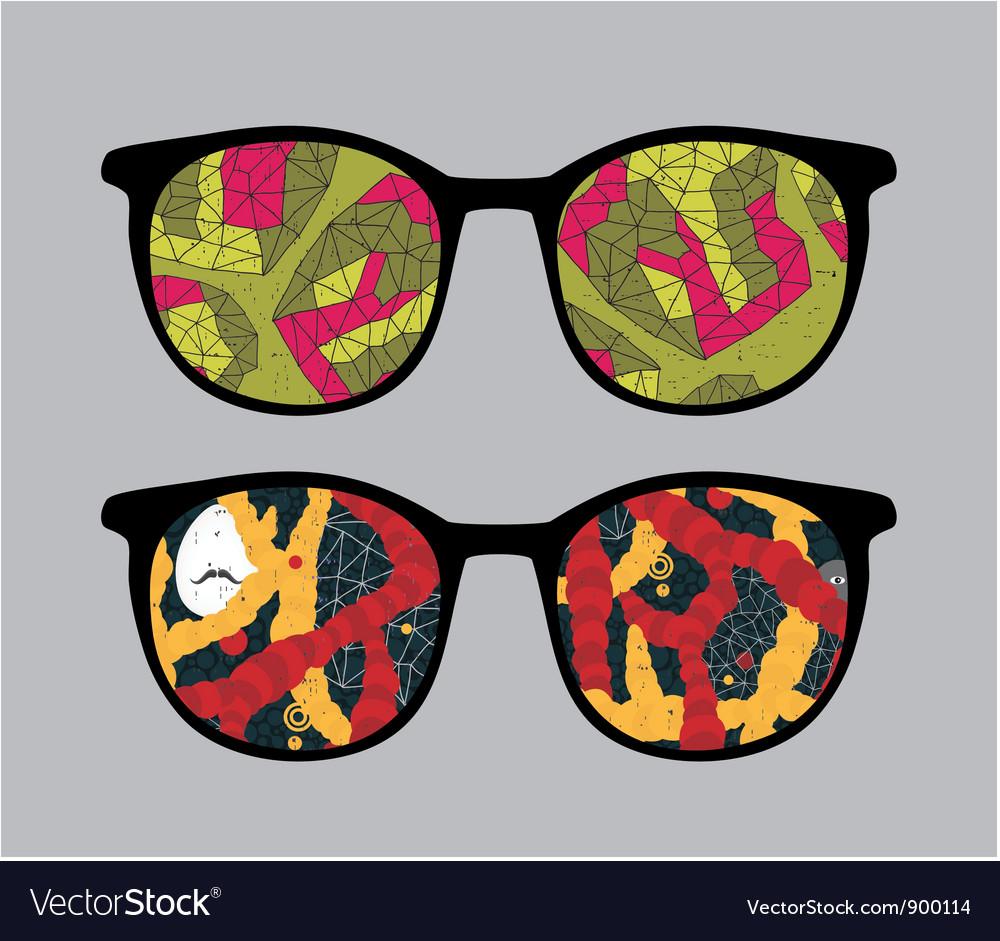 Patterned Glasses