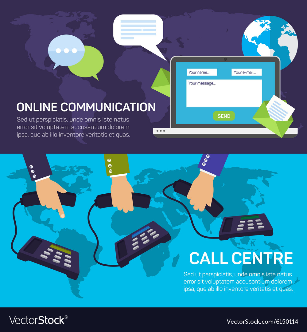 Technical support call center and service online