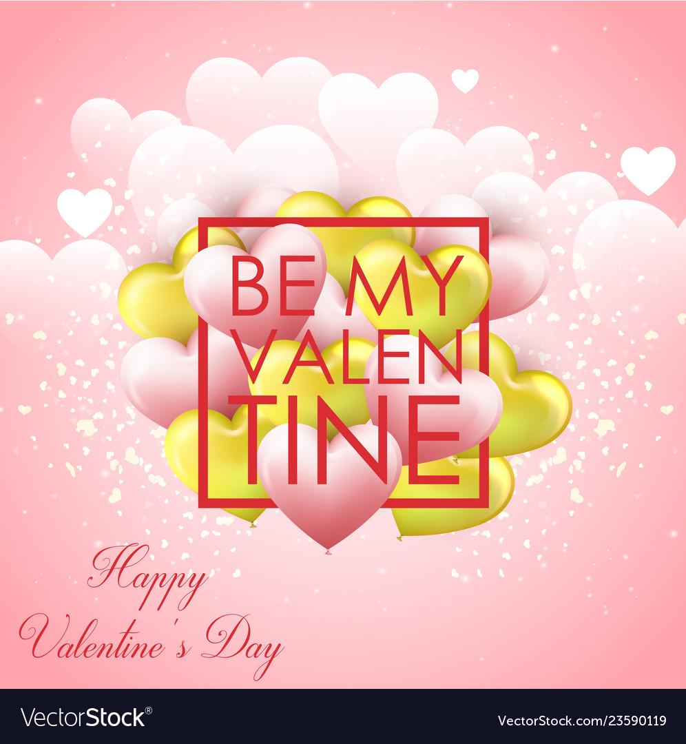 Happy valentines day with p