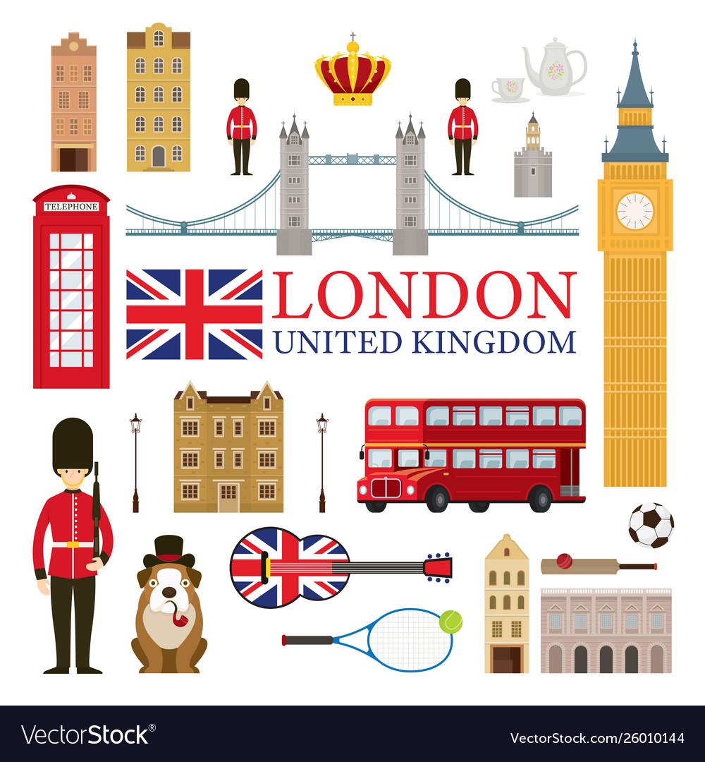 London england and united kingdom tourist