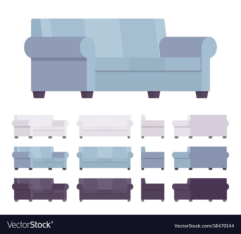 Sofa interior set