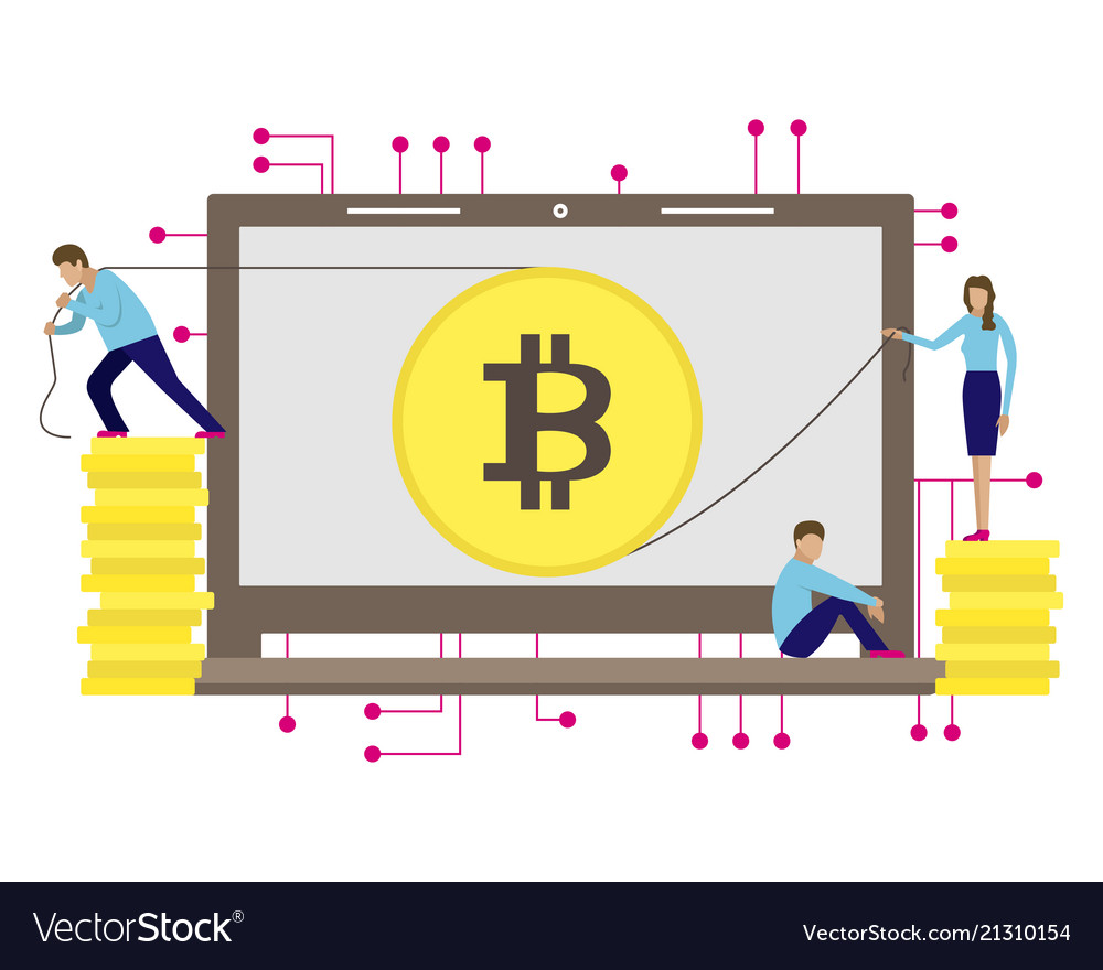 Business of the bitcoin mining