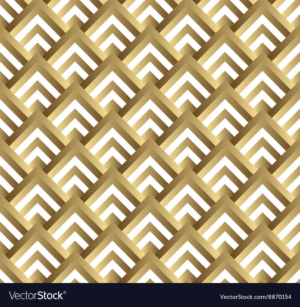 Seamless pattern modern stylish square