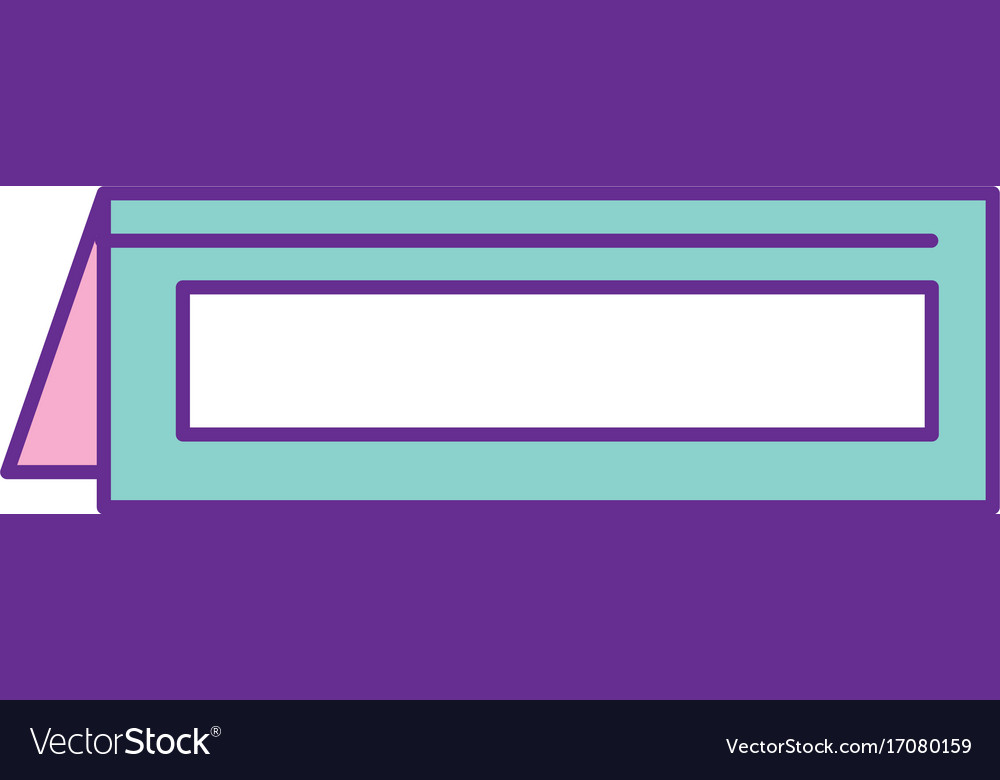 Restaurant reservation notice icon vector image