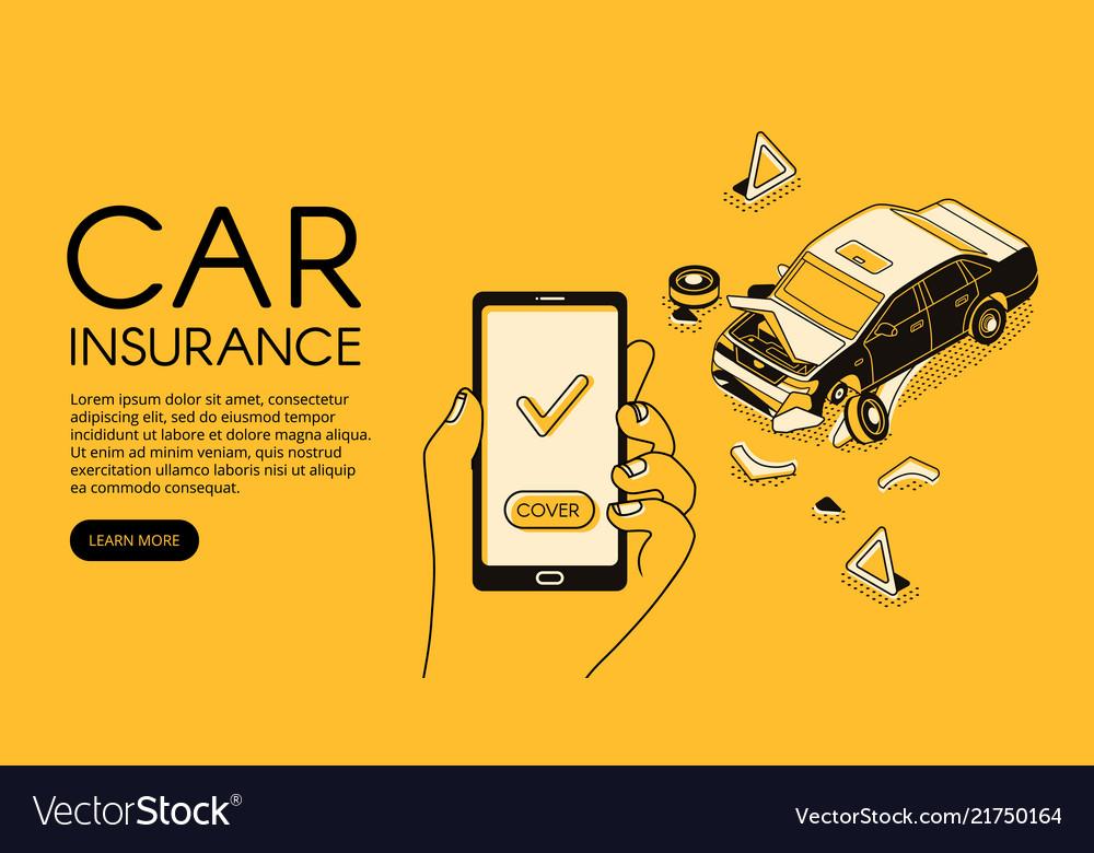 Car accident insurance app