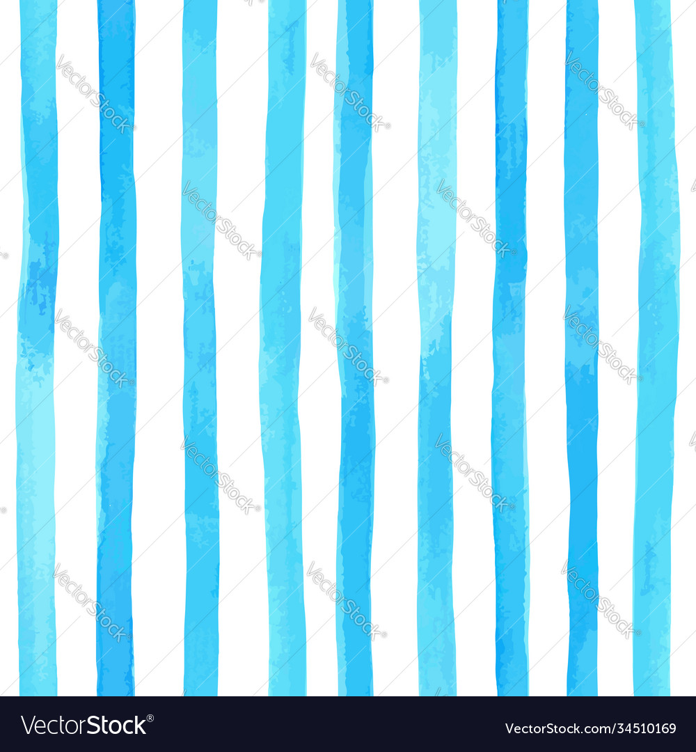 Beautiful seamless pattern with vertical blue
