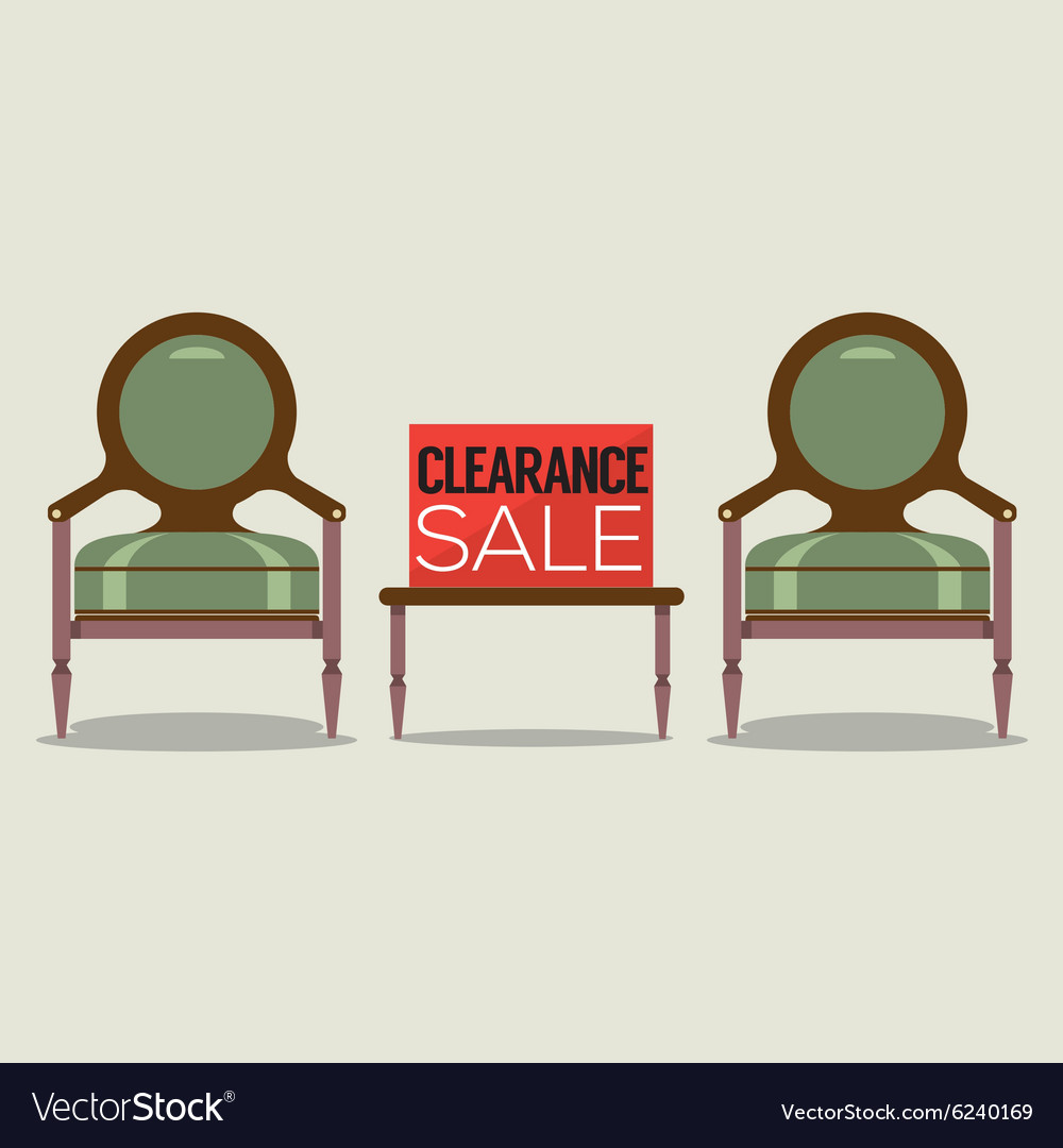 Clearance Sale Vintage Chairs