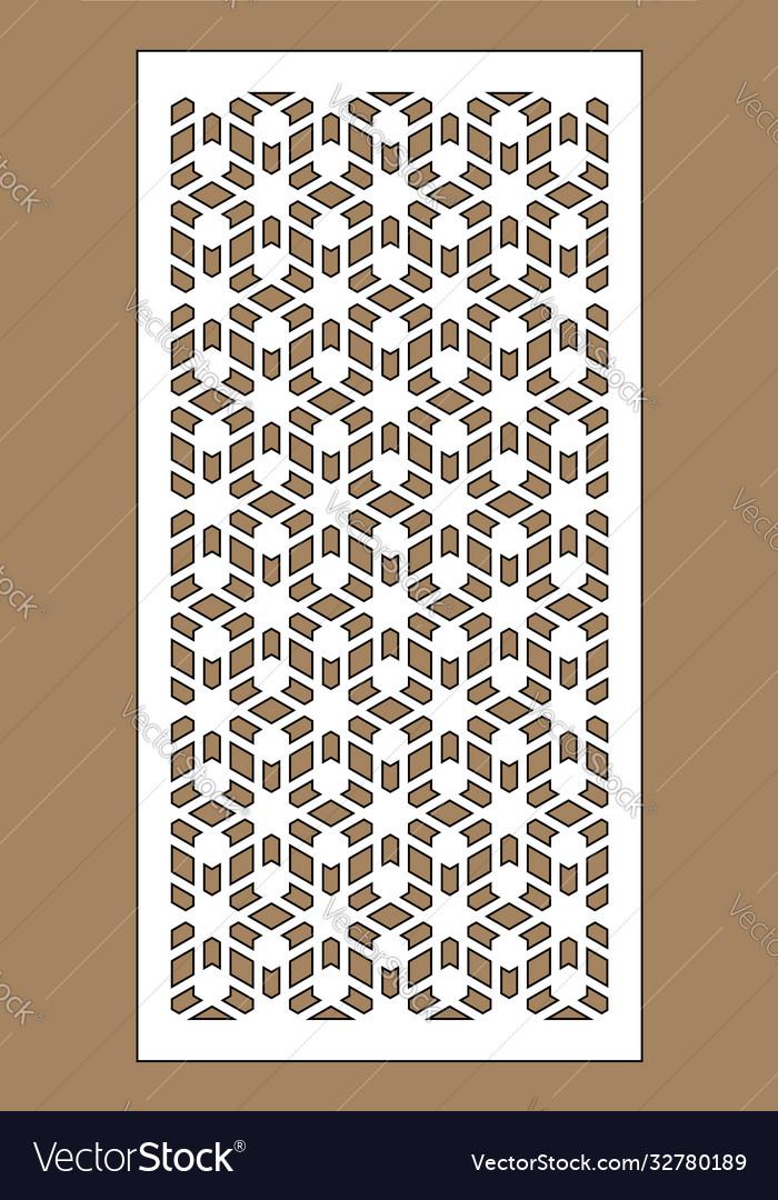 Arabic islamic decorative wall screen panel
