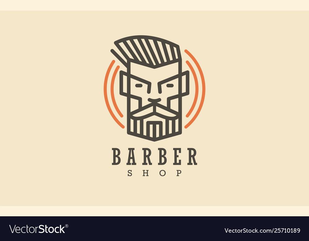 Barber shop hair stylist haircut salon design