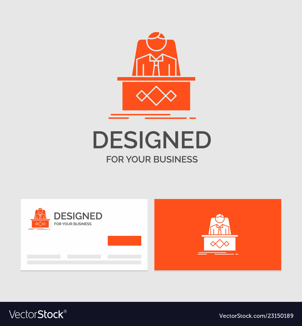 Business logo template for game boss legend