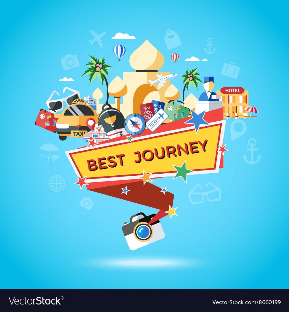 Travel Photo Poster