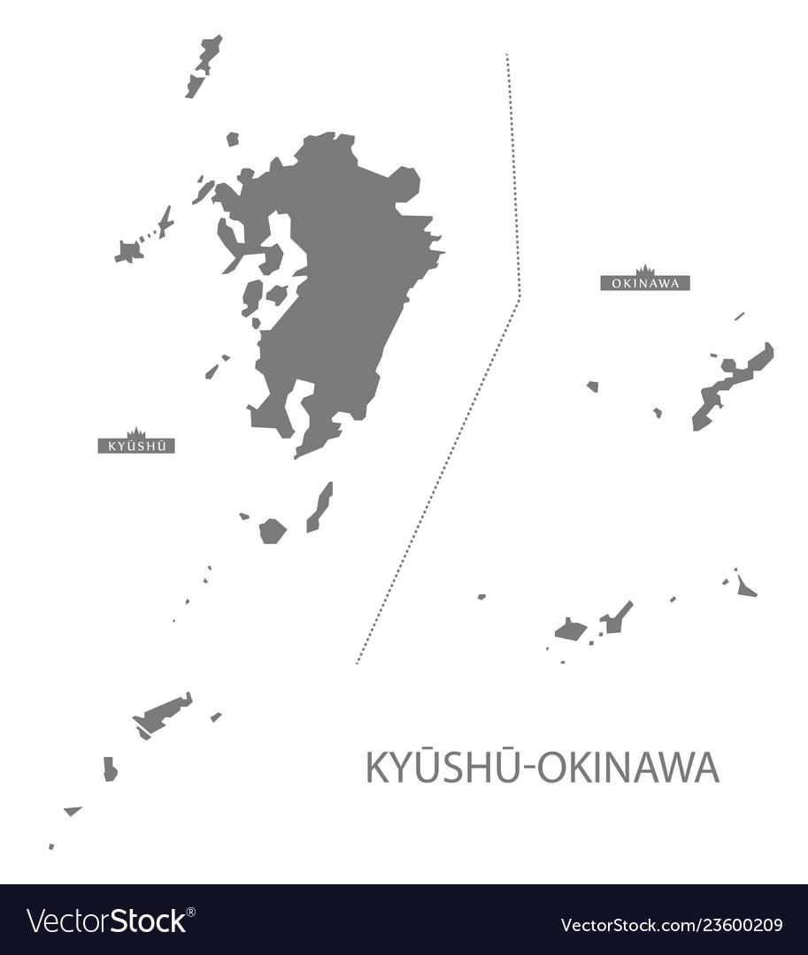 Kyushu-okinawa japan map grey on aomori prefecture japan map, edo japan map, thailand japan map, fukuoka japan map, kanagawa prefecture japan map, iwakuni japan map, nagano prefecture japan map, uruma japan map, minamata japan map, kuji japan map, mount koya japan map, dejima japan map, tokyo japan map, honshu japan map, gifu prefecture japan map, mt. fuji japan map, hokkaido japan map, shikoku japan map, nara japan map, nagasaki japan map,