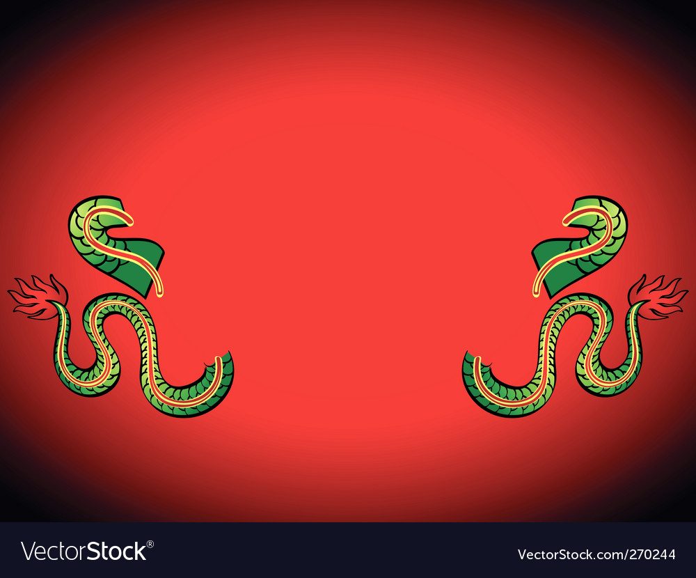 chinese new year banner vector image