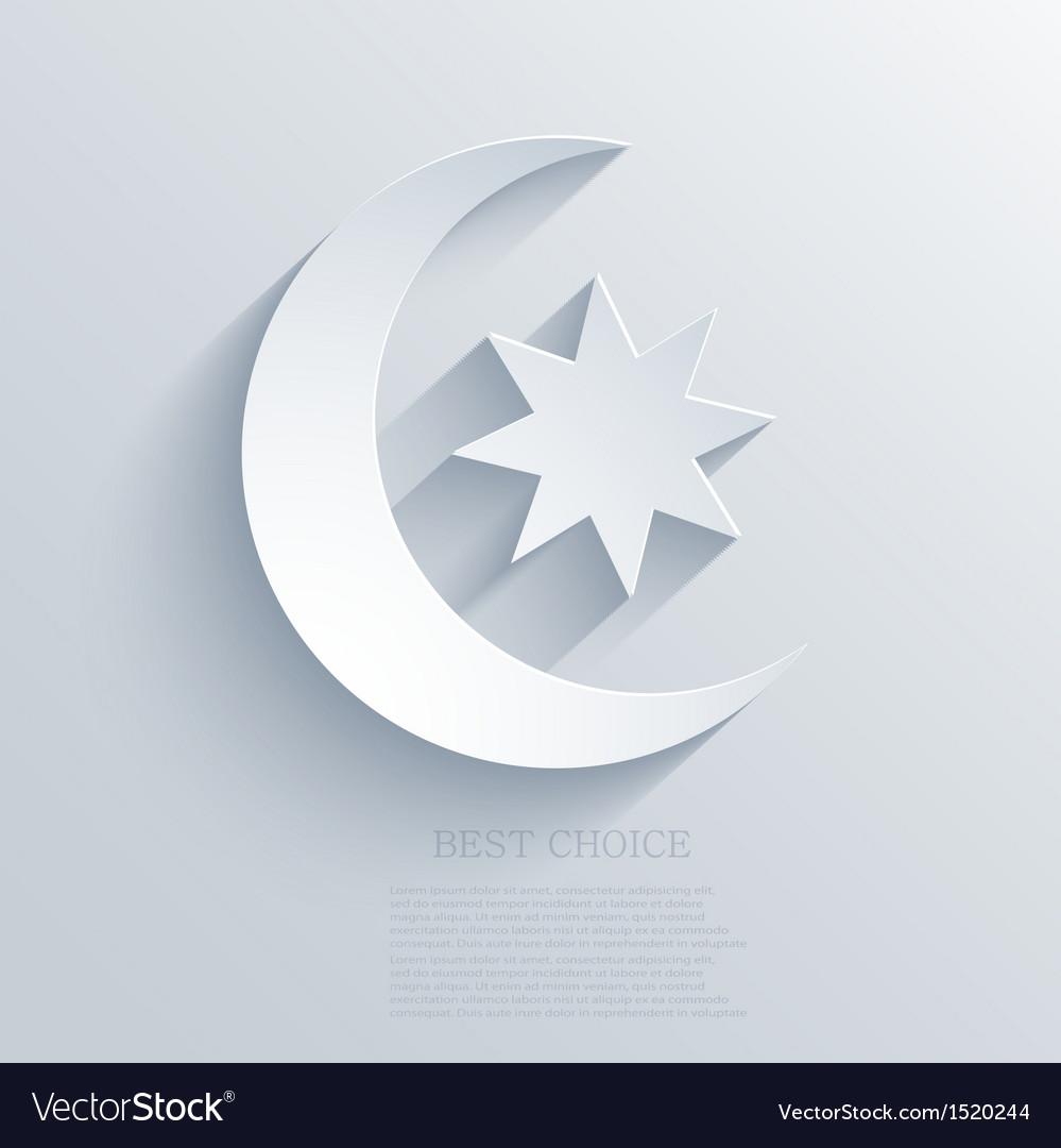 Ramadan background Eps10