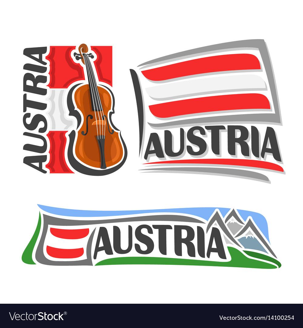Logo for austria