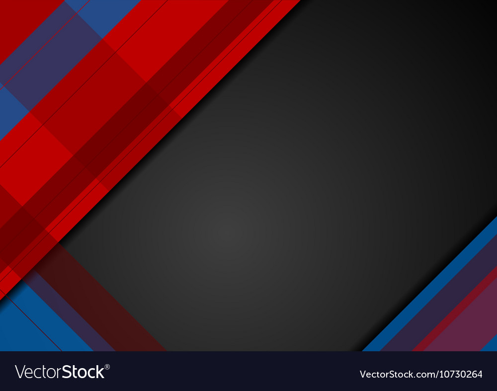 Abstract dark geometric minimal background vector image