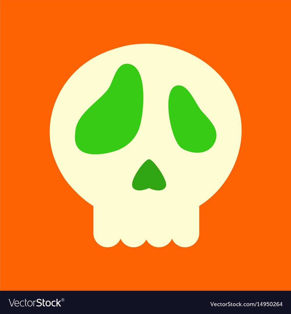 Emotions skull Set expressions avatar skeleton