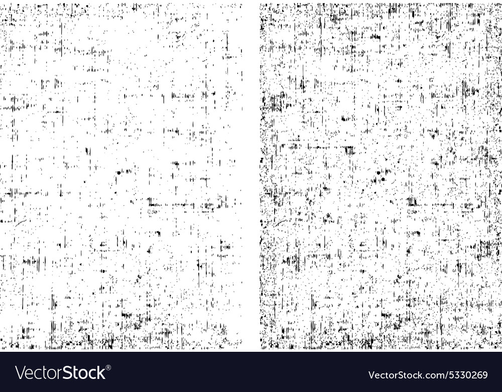 Two dirt grunge texture ready to overlay any vector image