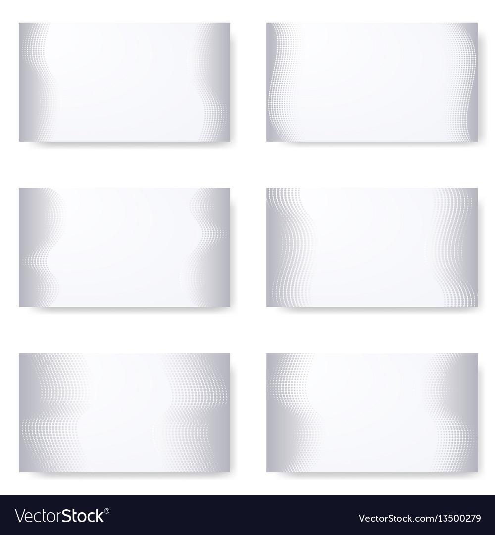 Halftone design elements