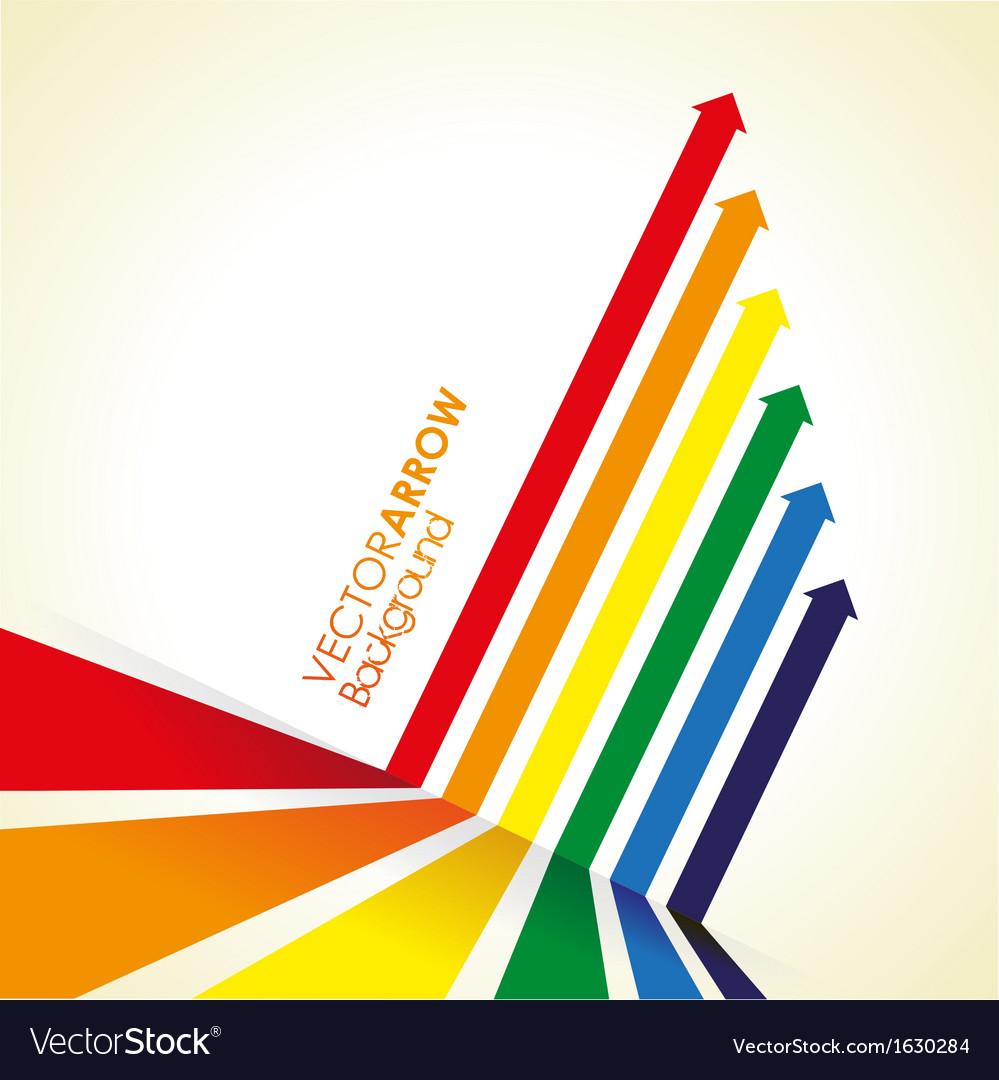 coloured line strip background royalty free vector image vectorstock