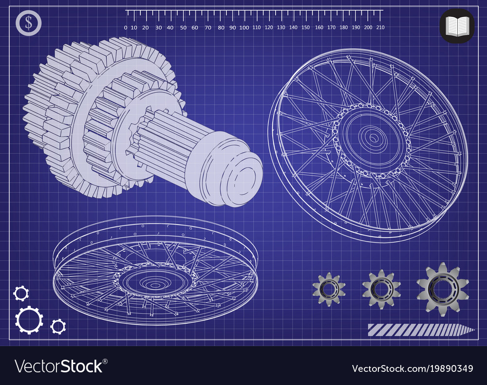 Wheel and gear