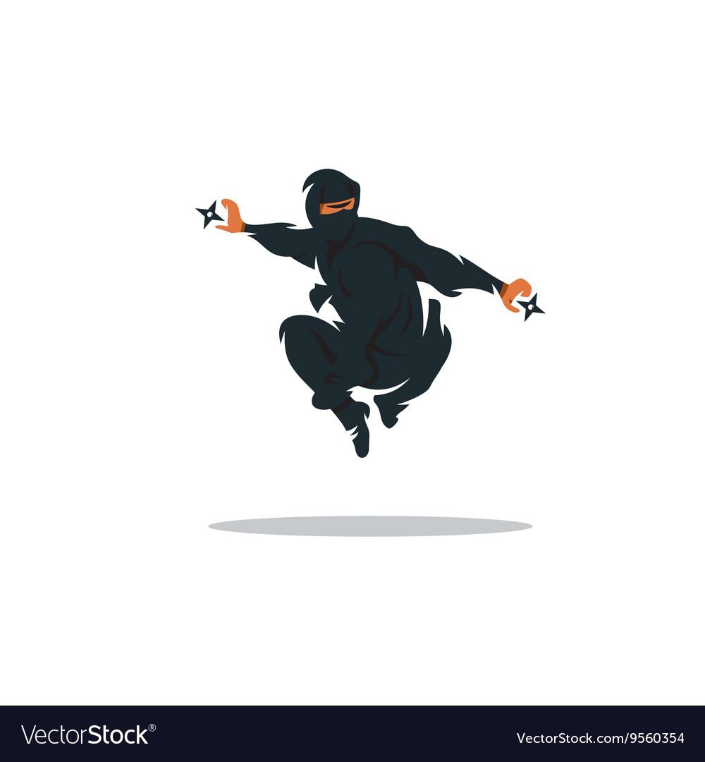 Asian Ninja Cartoon Asia
