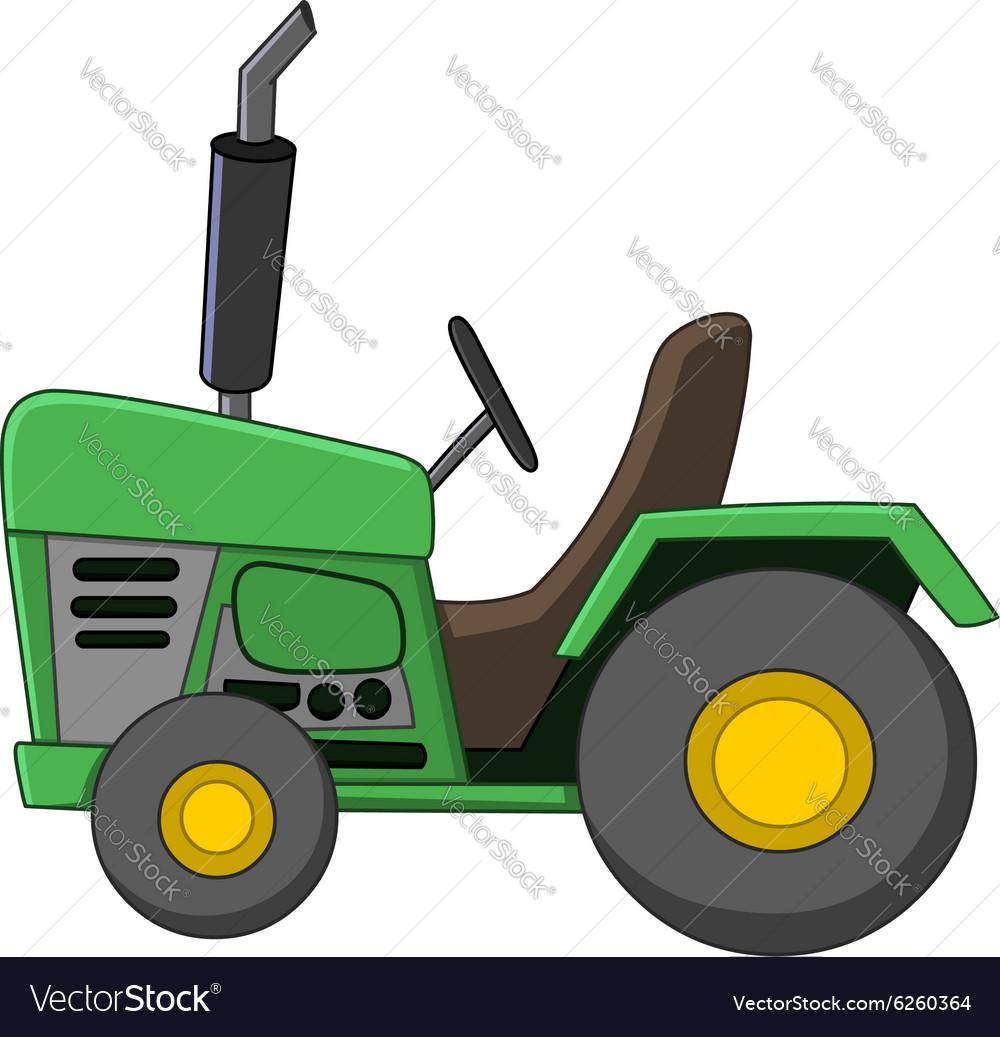 Tractor cartoon