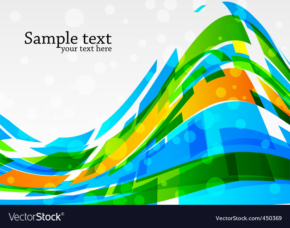 Abstract background with line