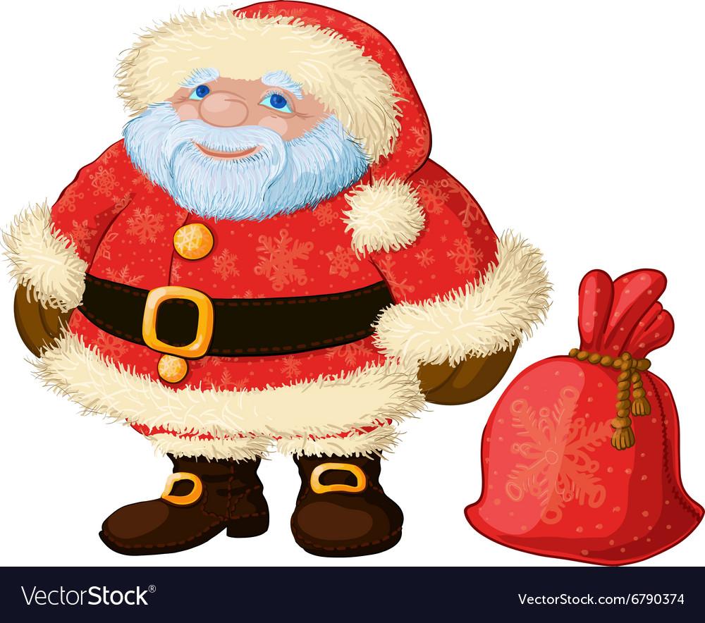 Good chubby Santa