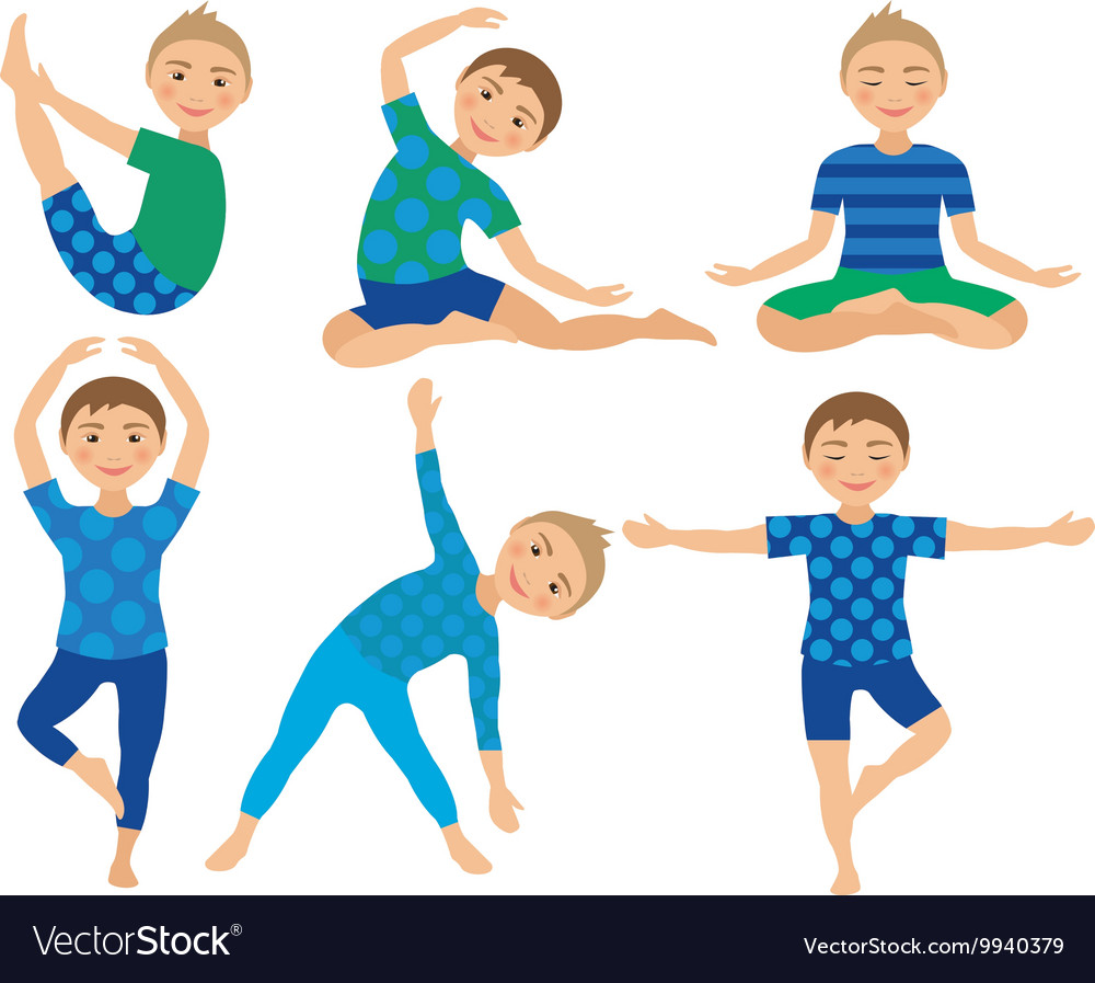 Yoga Positions Child