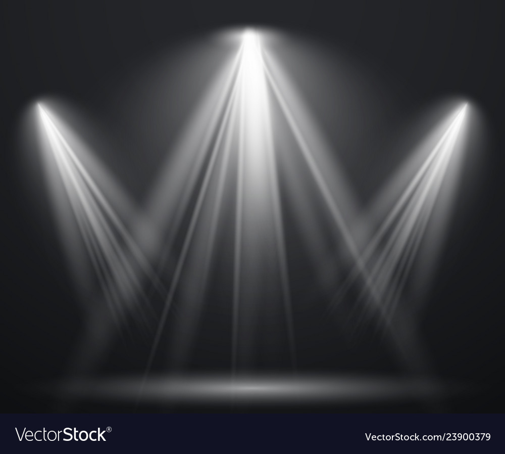 Effect Spot Projector Ray Vector Image