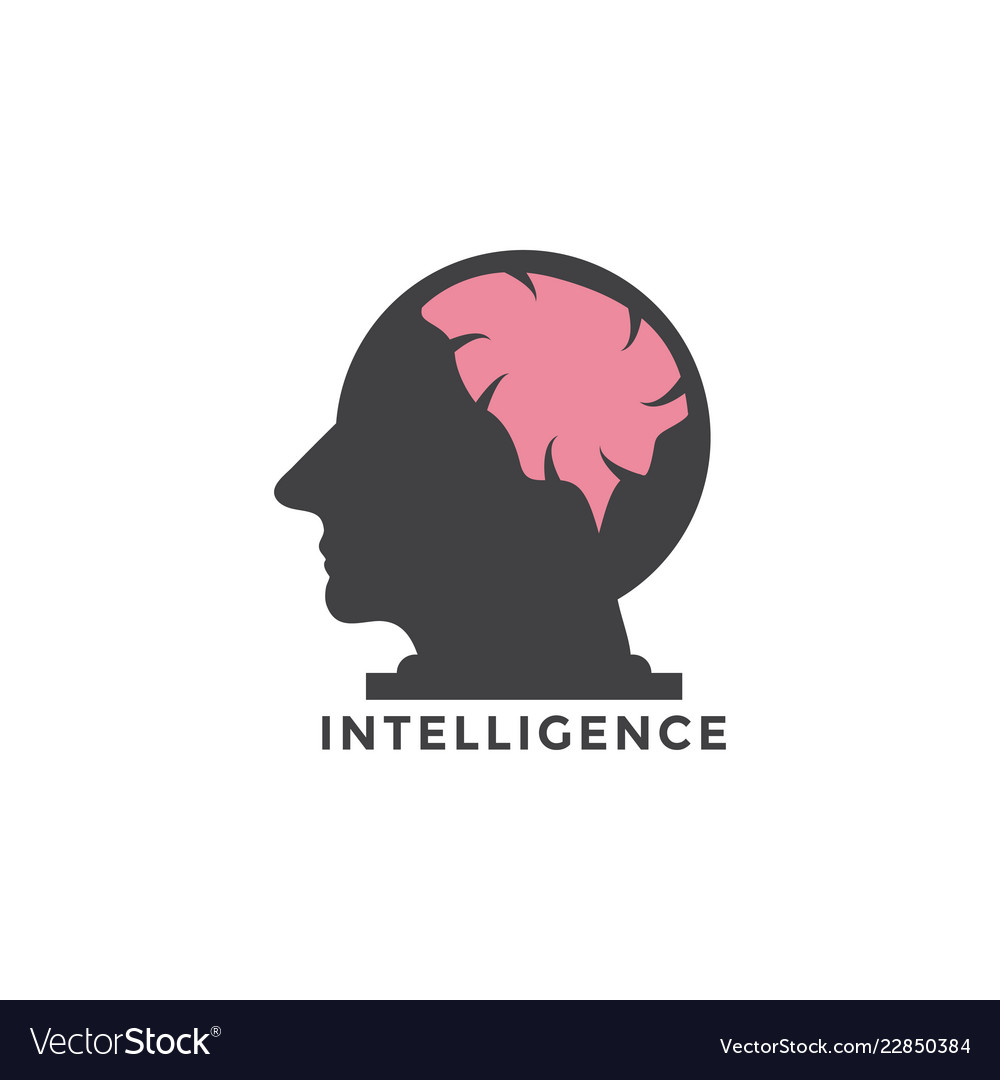 Intelligence graphic design template