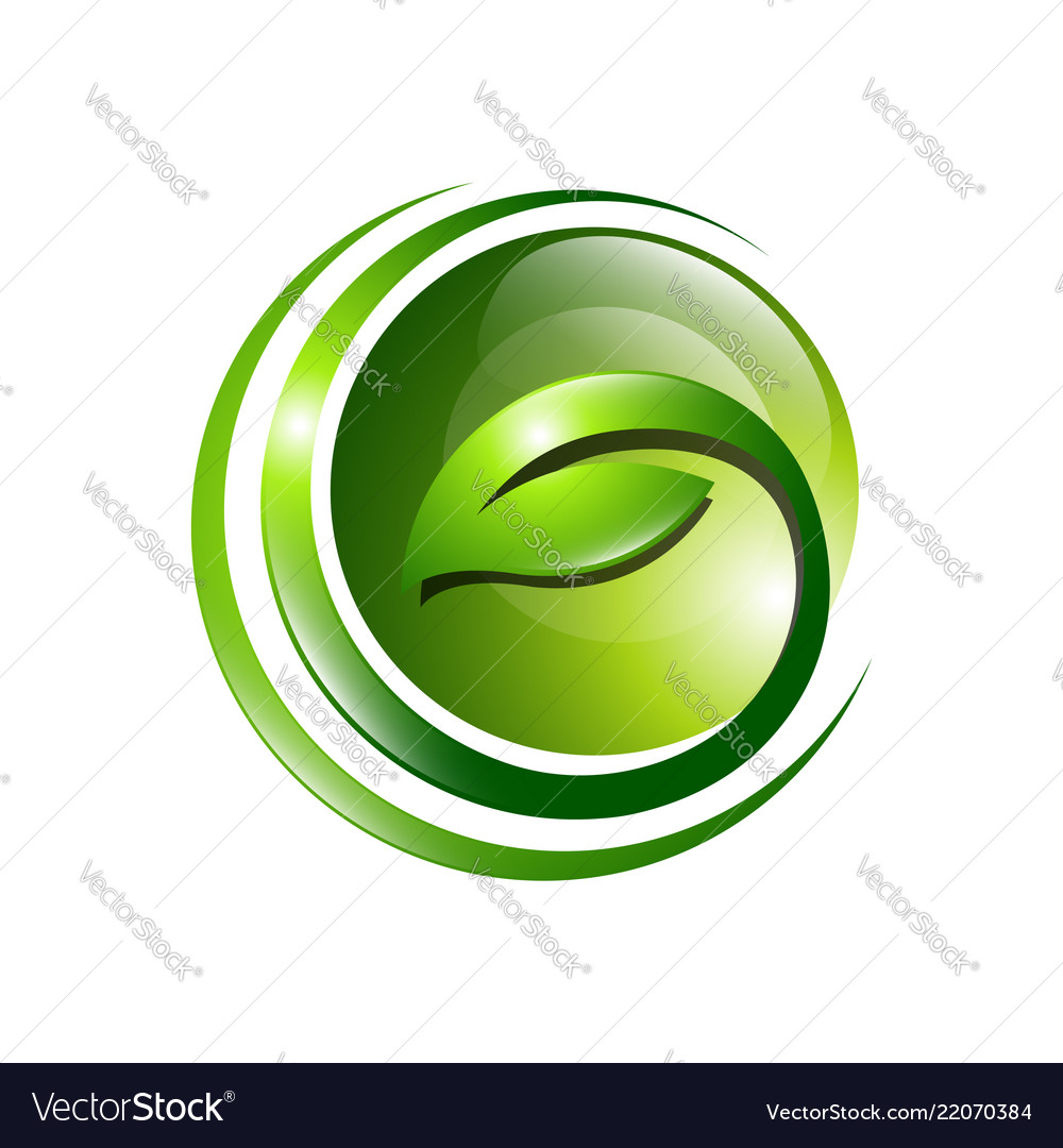 Organic farming logo design idea good food for