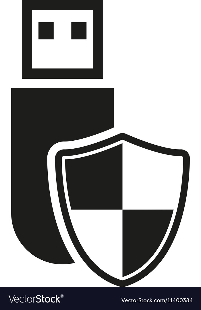 The data protection icon Transfer and connection