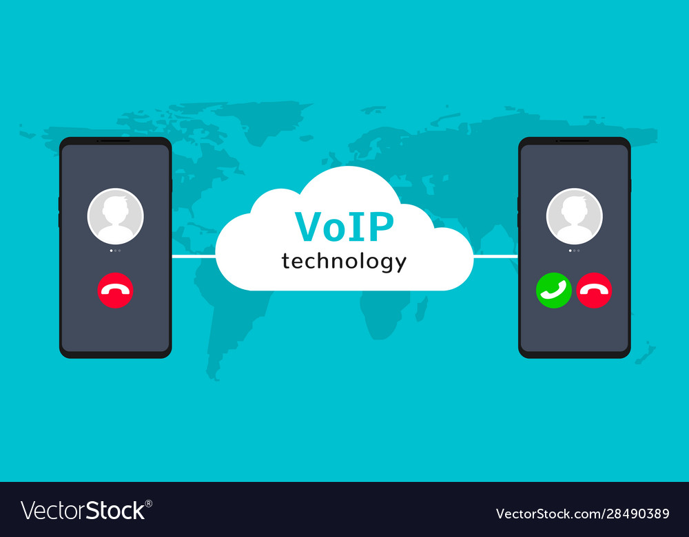 Voip call system voice phone technology voice